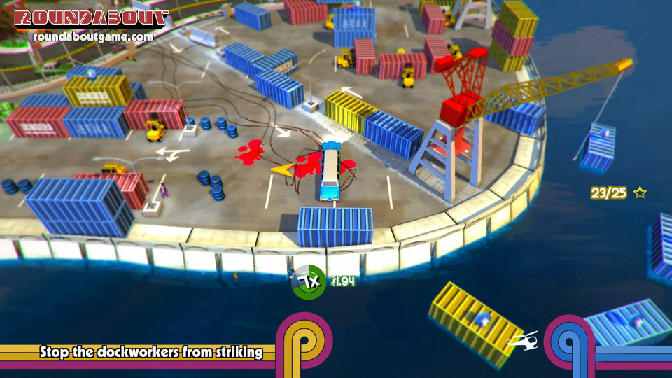 Roundabout coming to Xbox One