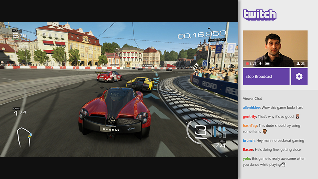 Twitch streaming headed to Xbox One in March