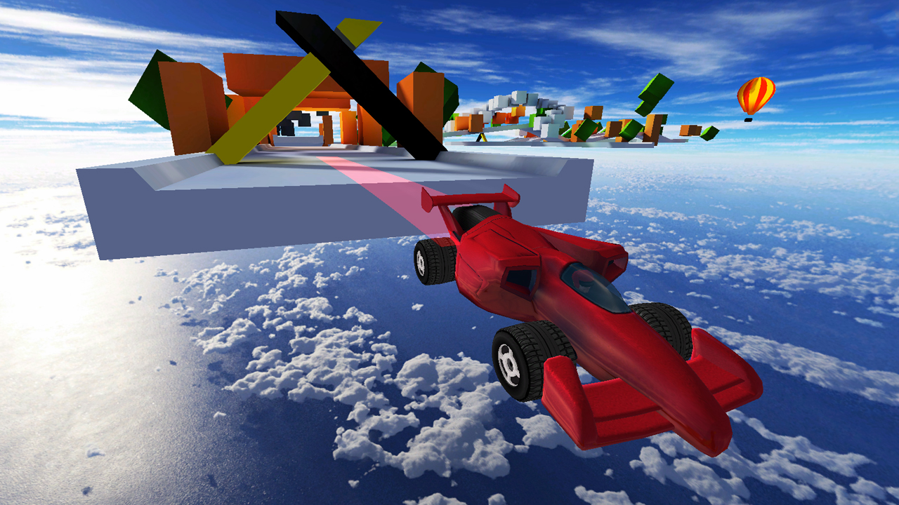 Jet Car Stunts coming to XBLA