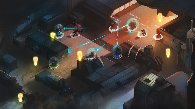 Iridium announces kickstarted game, There Came an Echo, for Xbox One