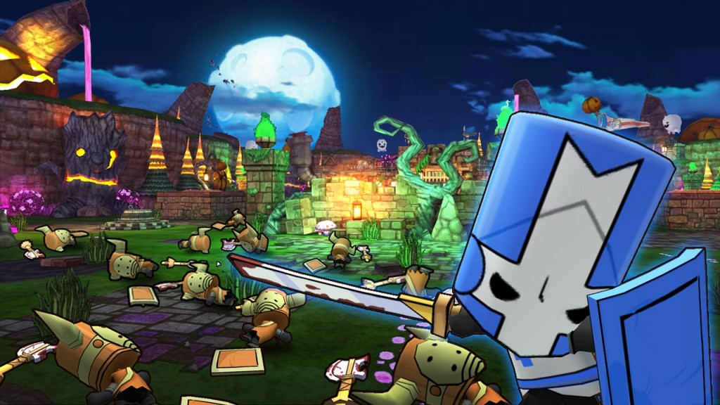 Castle Crashers event happening in Happy Wars until Wednesday