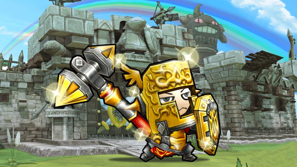 Happy Wars gets even more joyful with latest update