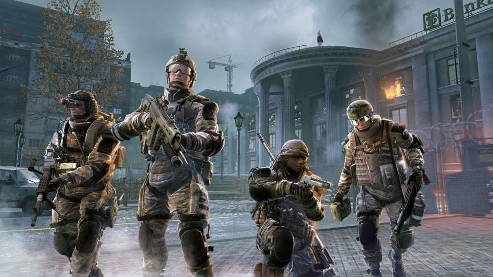 Warface exits beta and gets launch trailer