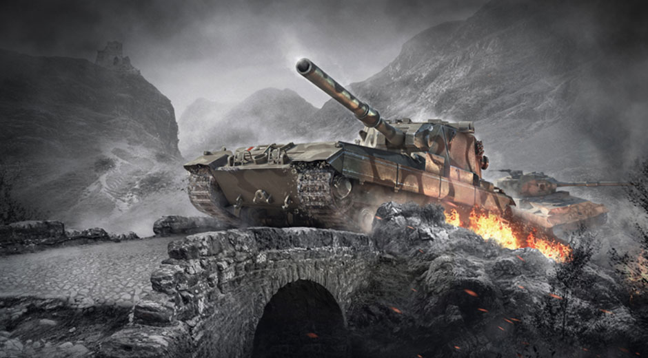 World of Tanks update adds new maps, achievements and more