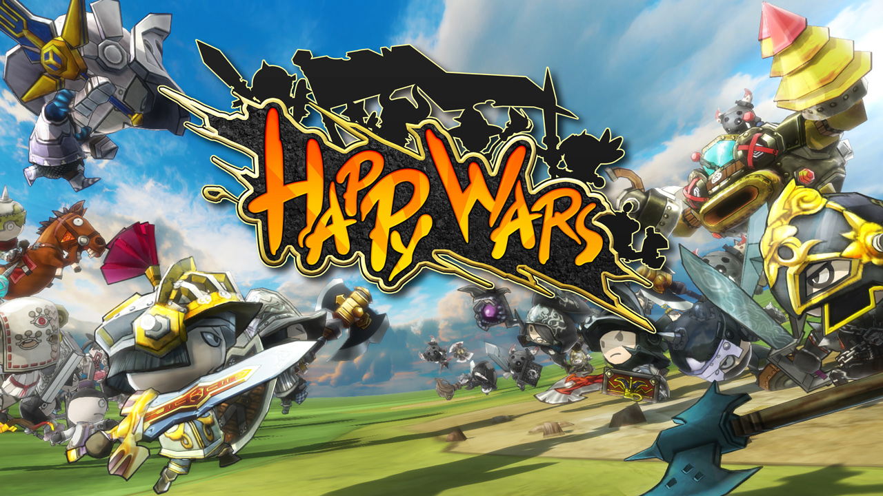 Happy Wars coming to Xbox One