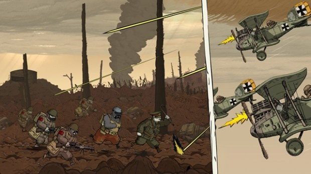 Valiant Hearts Charge