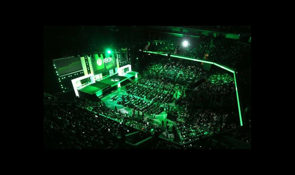 Microsoft's Xbox coverage at E3