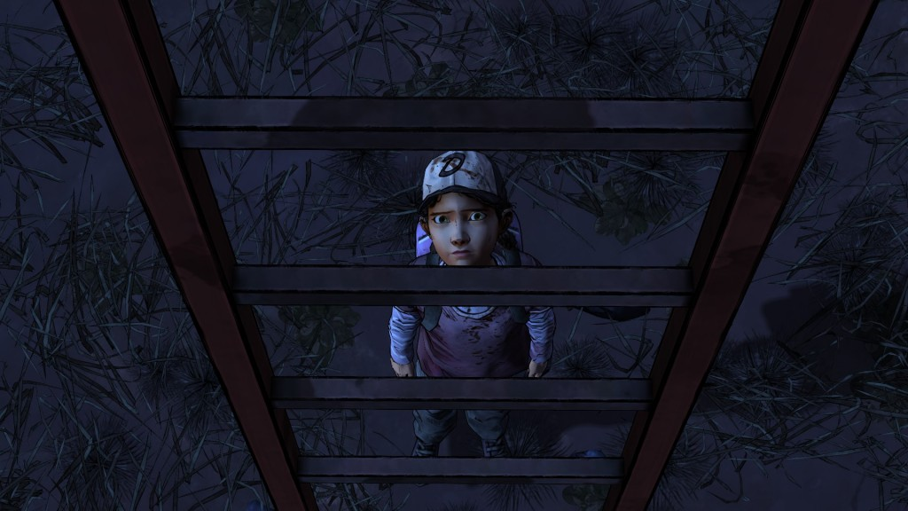 Opinion: Clementine is ruining The Walking Dead Season 2