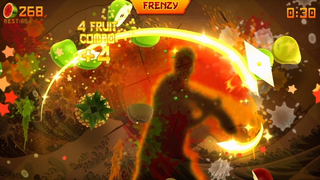 Fruit Ninja Kinect 2 appears on Australian Classification Board's website