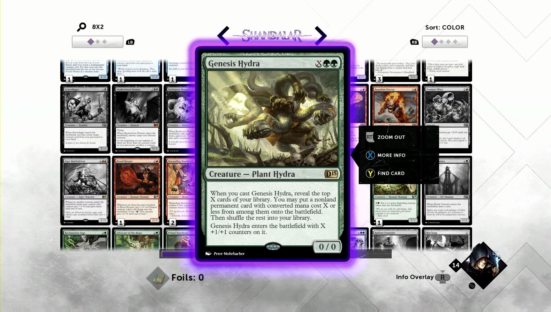 Duels of the Planeswalkers 2015 trailer