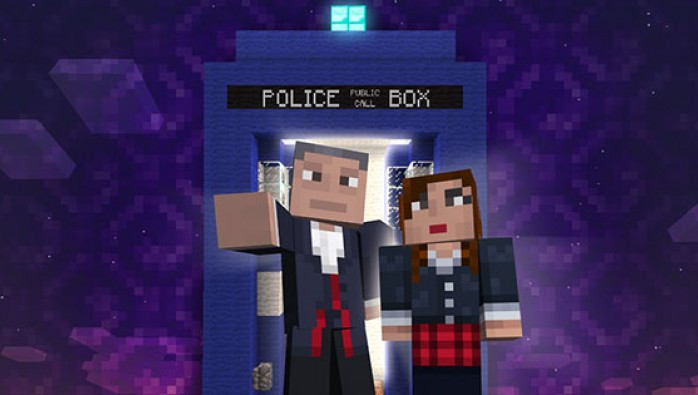 Doctor Who coming to Minecraft this September