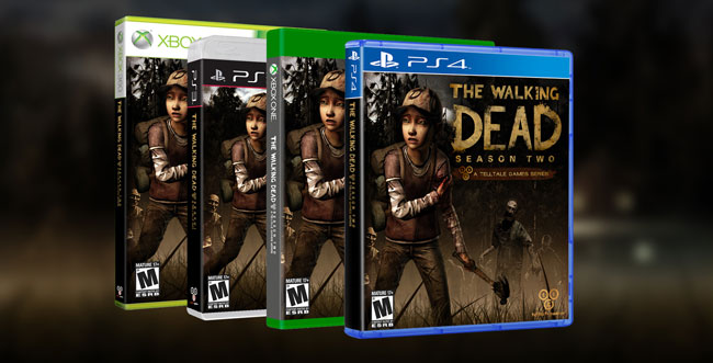 Two Telltale series coming to Xbox One