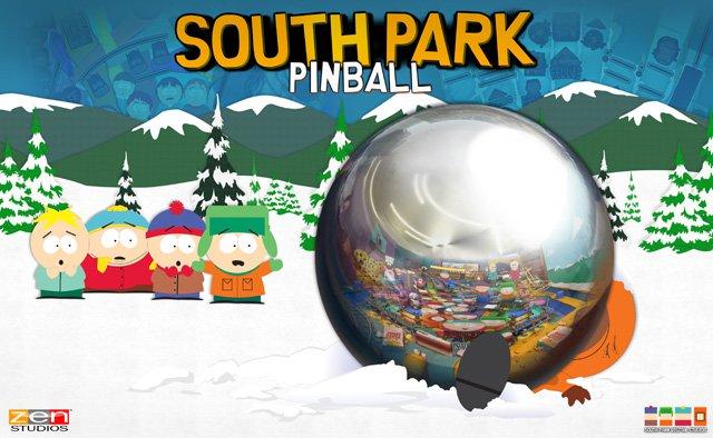 South Park Pinball coming this week