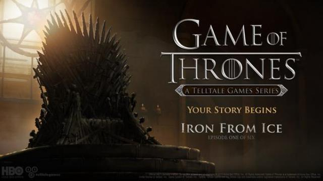 Game of Thrones: A Telltale Game Series launches today