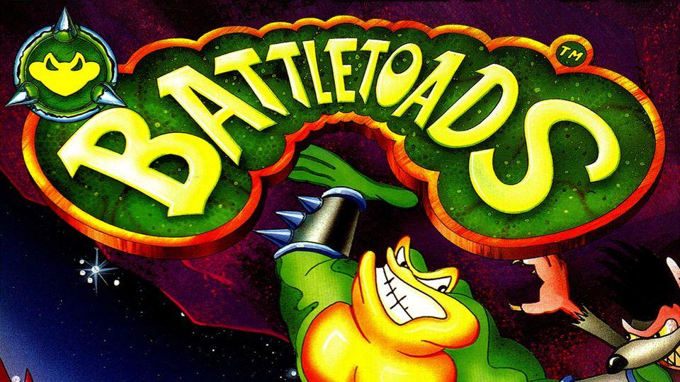 Microsoft renews Battletoads trademark *updated*