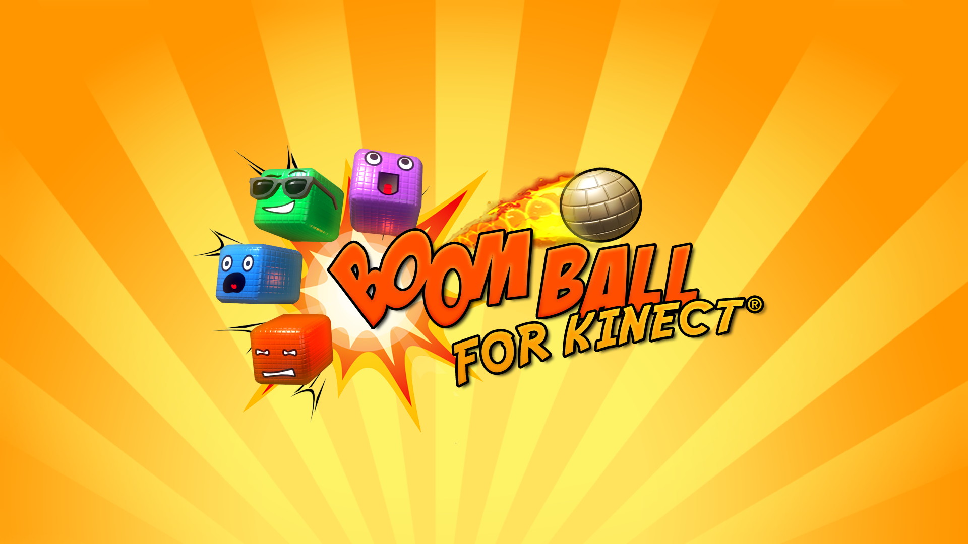 Boom Ball for Kinect review (Xbox One)