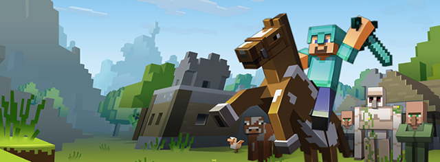 Mojang turned down Goonies-inspired Minecraft movie