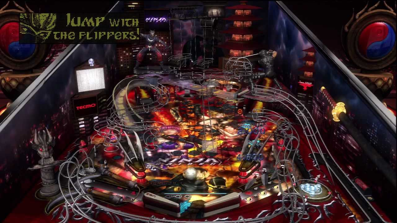 Ninja Gaiden Sigma 2 table released for Pinball FX2 on Xbox One