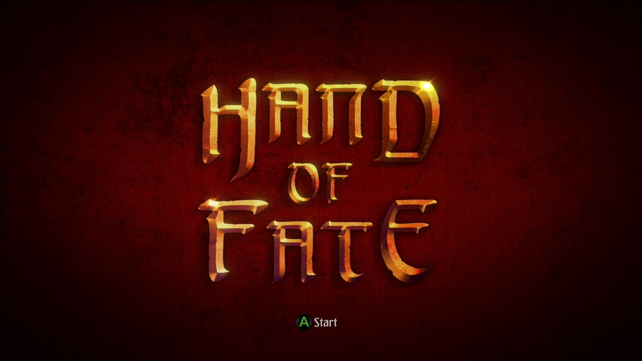 Hand of Fate Review (Xbox One)