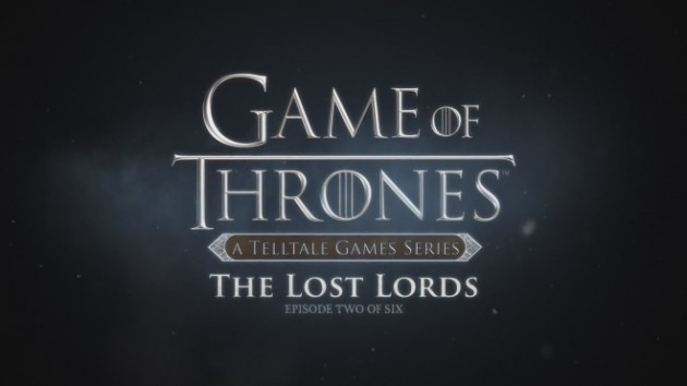 Game of Thrones Episode 2: The Lost Lords review (Xbox One)