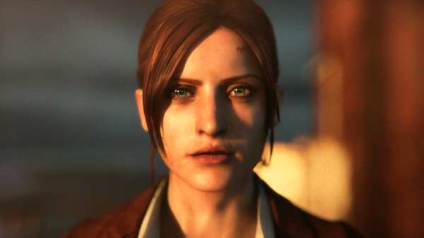 Meet Resident Evil Revelations 2 new Claire and Barry