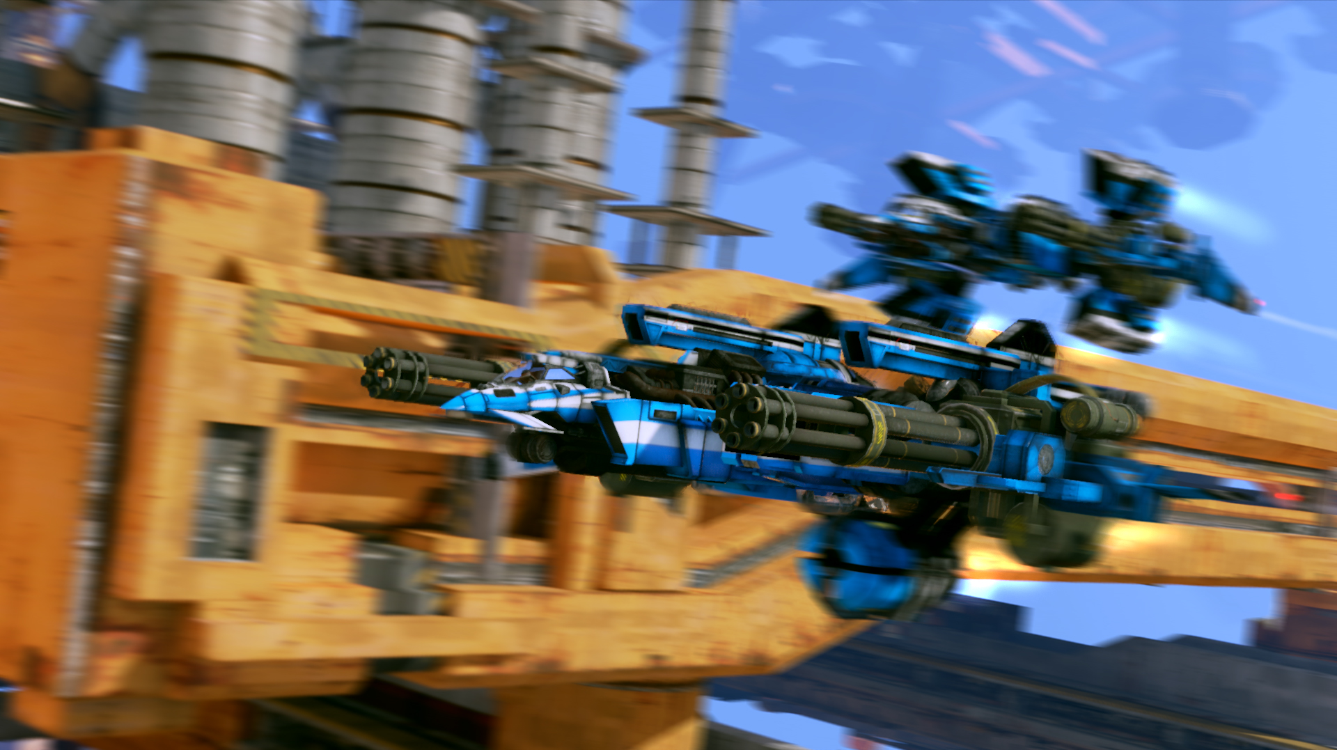 Strike Vector EX coming this summer to Xbox One