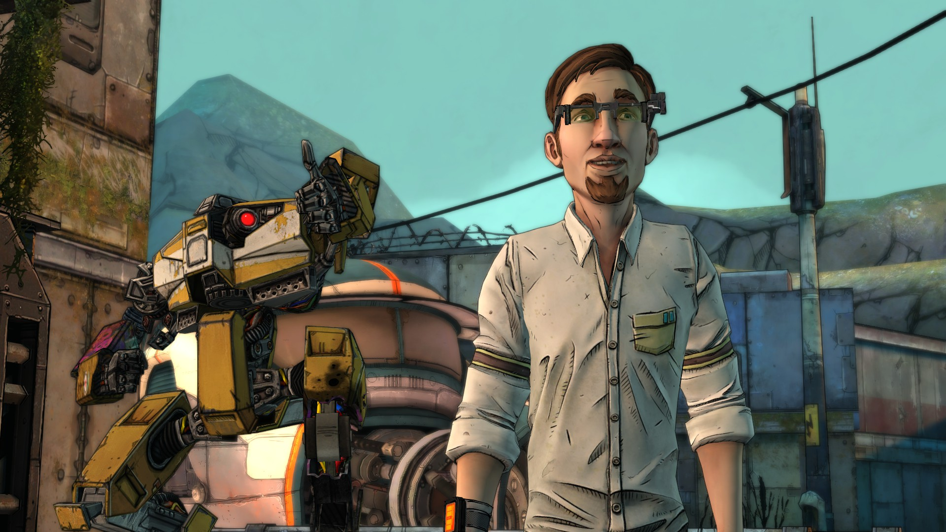 Tales from the Borderlands Episode 2: Atlas Mugged review (XBLA)