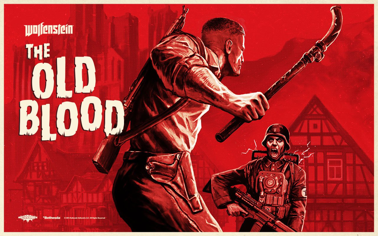 Wolfenstein: The Old Blood coming in May