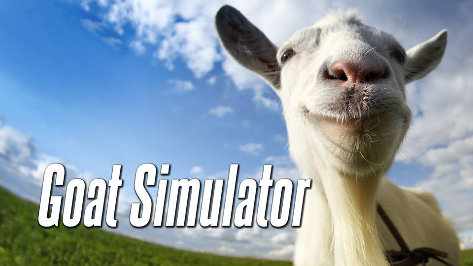 Goat Simulator out tomorrow on Xbox