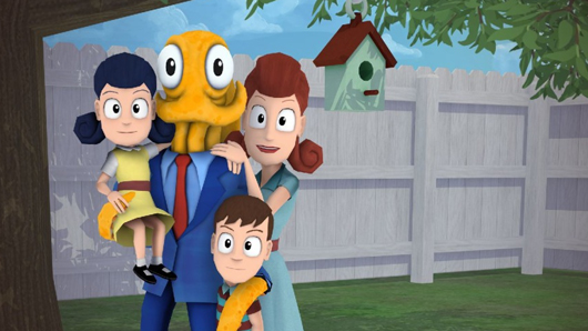 Octodad: Dadliest Catch swims over to Xbox One