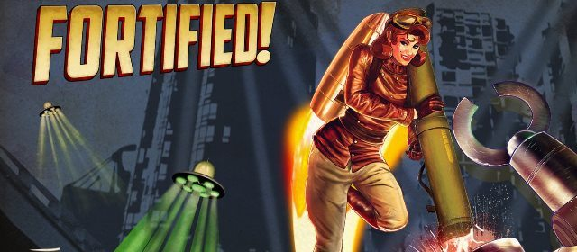 Fortified Preview for Xbox One