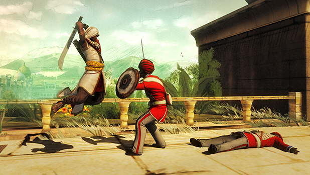 Assassin's Creed Chronicles to spawn multiple games