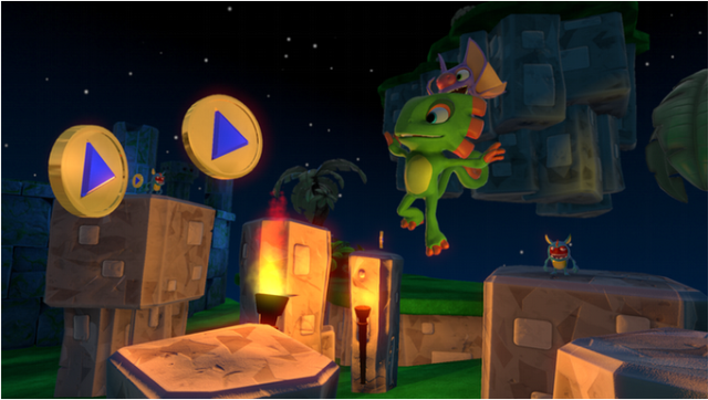 Playtonic's Yooka and Laylee will have species-specific abilities