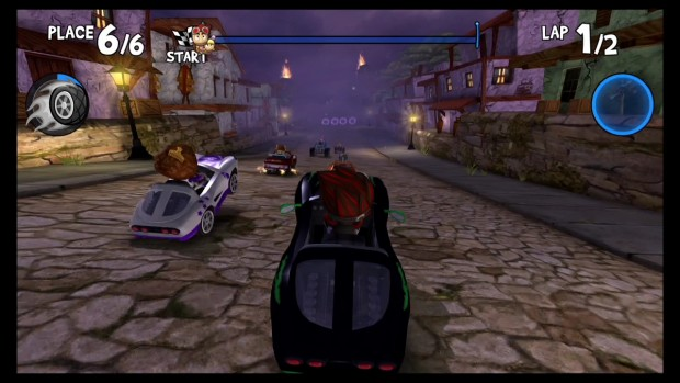Beach Buggy Racing Screenshot 1