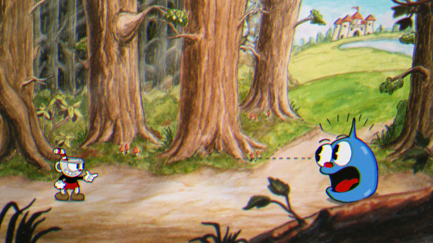 Cuphead preview: Like a boss