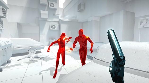 Superhot E3 2015 Preview