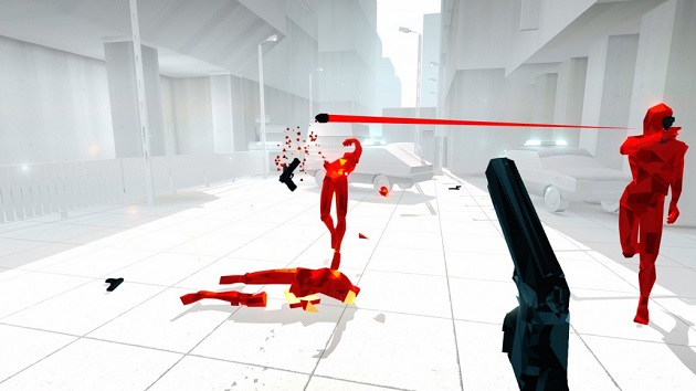 Superhot Xbox One Preview