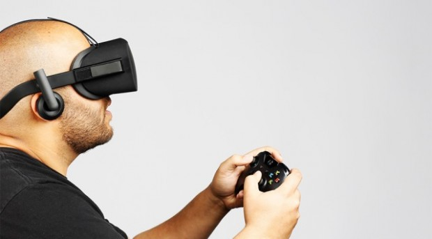 Xbox One Games Streaming on Oculus Rift