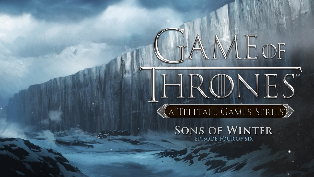Game of Thrones Episode 4: Sons of Winter review (Xbox One)