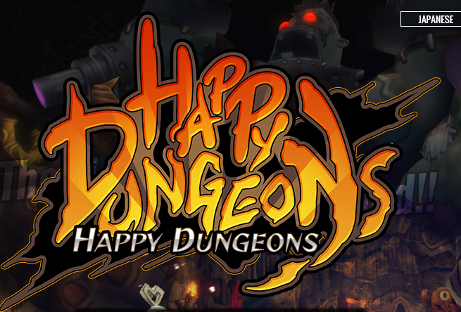 Happy Dungeons is coming free to play on Xbox One