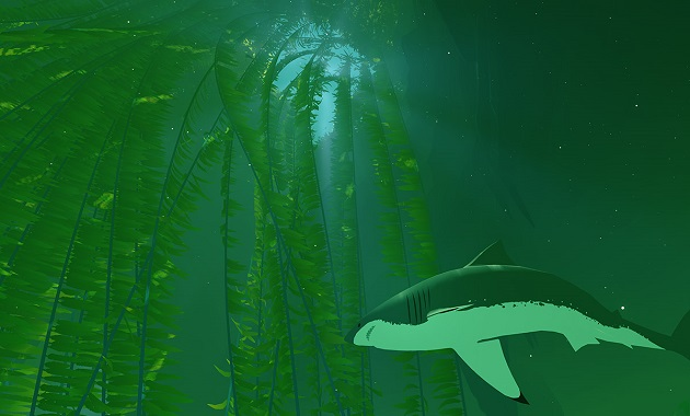 Abzu Great White Shark