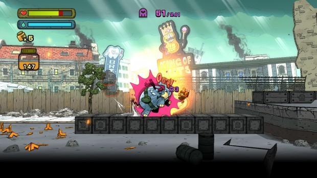 Tembo Screenshot 3
