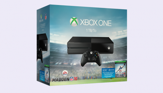 Xbox One getting Madden 16 bundle