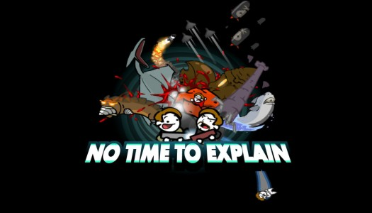 No Time to Explain review: Confusing entertainment
