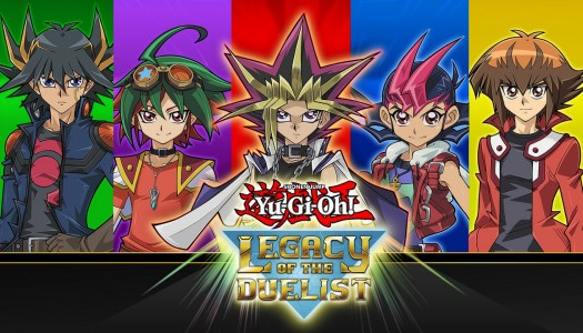 Yu-Gi-Oh! Legacy of the Duelist review: who Yu-Gi-Oh-na call?