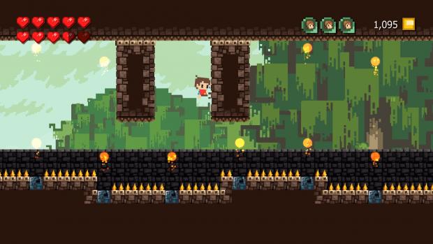 Adventures of Pip Screenshot 2