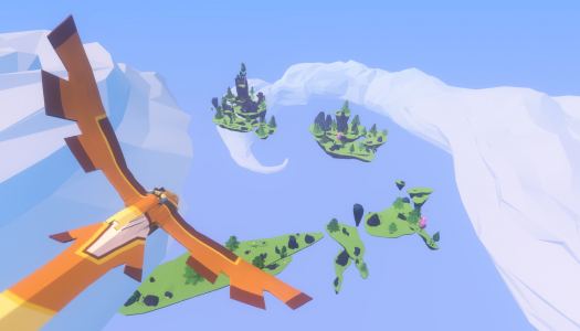 Take to the sky in Aer's new gameplay trailer