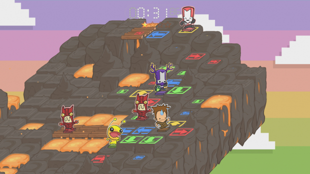 Castle Crashers Remastered Preview