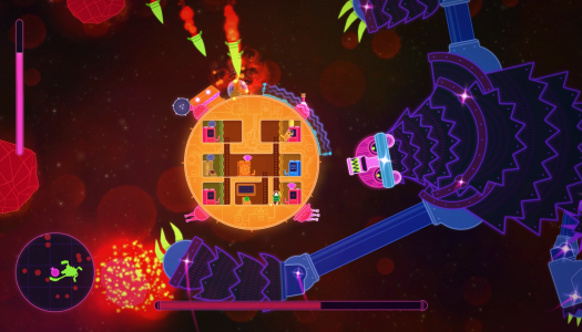 Lovers in a Dangerous Spacetime hopes to make the grade on September 9