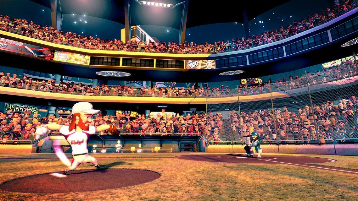 Super Mega Baseball Extra Innings Xbox One Review
